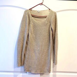Merona oversized knit sweater